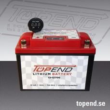 Racingbatteri 12 Ah