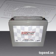 Förbrukningsbatteri 60 Ah