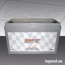Förbrukningsbatteri 75 Ah