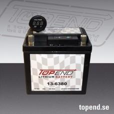 Racingbatteri 6 Ah