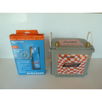 Batteripaket 25Ah med laddare